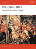 Wootten Geoff-Waterloo 1815  (UK IMPORT)  BOOK NEW