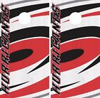 Carolina Hurricanes Cornhole Skin Wrap NHL Hockey Custom Art Decor Vinyl DR125 $39.99 USD on eBay