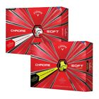 NEW 2018 Callaway Chrome Soft Truvis Golf Balls - Pick Color and Quantity!