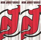 New Jersey Devils Cornhole Skin Wrap NHL Hockey Custom Art Decor Vinyl DR136 $59.99 USD on eBay