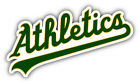 Oakland Athletics MLB Baseball Slogan Car Bumper Sticker Decal- 9'',12'' or 14'' on Ebay