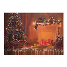 3x5ft/5x7ft Christmas Photography Backdrop Children Photo Props Xmas Backgrounds