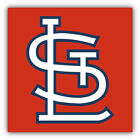 St Louis Cardinals MLB Baseball Symbol Car Bumper Sticker - 9'', 12'' or 14'' on Ebay