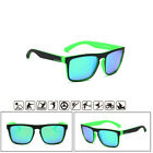 DUBERY Polarized Mens Sunglasses Square Cycling Sport Driving Sun Glasses UV400