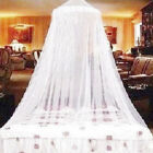 Mosquito Net Round Canopy Bed Netting Summer Anti-Insect Mesh Dome Lace Curtain image