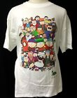 VTG 1998 South Park T Shirt 90s Tee Comedy Central Television TV Movie Cotton  image