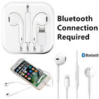Lightning Wired Bluetooth Earphone Earbuds For iPhone X 8 7 Plus Mic & Volume