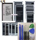 OEM Samsung Galaxy S6 Edge Plus S7 Edge Note 5 Replacement Battery + Toolkit Lot