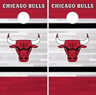 Chicago Bulls Cornhole Skin Wrap NBA Basketball Team Colors Vinyl Decal DR245 on eBay