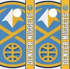 Denver Nuggets Cornhole Skin Wrap NBA Basketball Team Logo Vinyl Decal DR256 on eBay