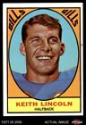 1967 Topps #15 Keith Lincoln Bills EX/MT $9.0 USD on eBay
