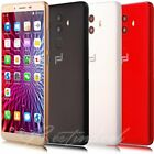 "Cheap Unlocked 5.0"" Android 7.0 Mobile Smart Phone Quad Core Dual Sim Wifi Gps"