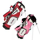 Внешний вид - NEW Tour Edge Golf Junior Stand Carry Bag Ages 9-12 Jr. - Choose Your Color