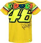Valentino Rossi VR46 Kids 46 The Doctor T-Shirt 2018