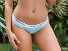 Wicked Weasel Sexy 675 Bamboo Pantie Misty Blue