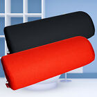 Memory Foam Half Moon / Half Cylinder Neck Roll Pillow Leg Back Head Support image