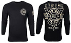 Xtreme Couture by AFFLICTION Men LONG SLEEVE T-Shirt CAMO FORCE Biker UFC $58