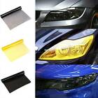 PVC Film Car Foil Auto Vehicle Tail light Headlight Wrap Sticker Waterproof