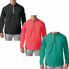 New Adidas 2016 ClimaCool Competition 1/4 Zip Pullover - Pick Color