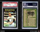 1971 Topps #630 Roberto Clemente Pirates PSA 7.5 - NM+Baseball Cards - 213