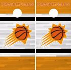 Phoenix Suns Cornhole Skin Wrap NBA Basketball Team Colors Vinyl Decal DR320 on eBay