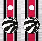 Toronto Raptors Cornhole Skin Wrap NBA Basketball Team Logo Vinyl Decal DR333 on eBay