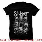 SLIPKNOT PREPARE FOR HELL TOUR PUNK ROCK BAND T SHIRT MEN'S SIZES image