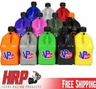 VP Racing Fuel Jugs Square 5 Gallon (Specify Hose & Color) IMCA SCCA Gas Can