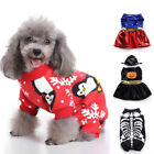 Hot Sale Pet Dog Clothes Puppy Halloween Clothing For Dogs & Cats Christmas Gift