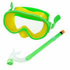 Kids/Children Sport Snorkel Set Swimming Goggles Semi-dry Equipment for Boys US