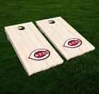 Cincinnati Reds Cornhole Decal Vinyl MLB Baseball Car Wall Set of 2 GL50 on Ebay