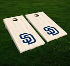 San Diego Padres Cornhole Decal Vinyl MLB Baseball Car Wall Set of 2 GL58 on Ebay