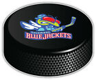 Columbus Blue Jackets Old NHL Logo Hockey Puck Car Bumper Sticker-3'',5'' or 6'' $3.75 USD on eBay