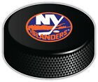 New York Islanders Round NHL Logo Hockey Puck Bumper Sticker -3'',5'' or 6'' $3.5 USD on eBay