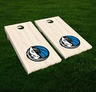 Dallas Mavericks Cornhole Decal Vinyl NBA Basketball Car Wall Set of 2 GL68 on eBay