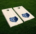 Memphis Grizzlies Cornhole Decal Vinyl NBA Basketball Car Wall Set of 2 GL76 on eBay