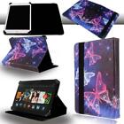 """FOLIO LEATHER STAND CASE COVER For Amazon Kindle Fire 7"""" 8"""" 8.9"""" 10"""" Tablet"""