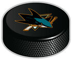 San Jose Sharks Mascot NHL Logo Hockey Puck Car Bumper Sticker - 3'',5'' or 6'' $4.0 USD on eBay