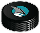 San Jose Sharks Symbol NHL Logo Hockey Puck Car Bumper Sticker-9'', 12'' or 14'' on eBay