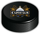 Washington Capitals NHL Logo Hockey Puck Bumper Sticker Decal  -9'',12'' or 14'' $11.99 USD on eBay