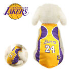 Pet Dog James Kobe Basketball Jersey Puppy Party Custome Vest Fan Sport Clothing