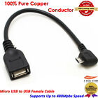 USB 2.0 A Male to Micro USB Charging Cable for Fire Stick, Tablet Android Phone