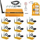 900MHz Cell Phone Signal 3G 4G Repeater Booster Amplifier + Yagi Kit LOT 1~100