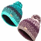 Trespass Alver Women Handmade Knitted Winter Hat