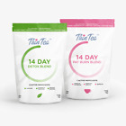 Thin Tea Detox 30 Days Pack - Slimming Weight Loss $14.99 USD on eBay