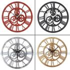 3D Wall Clock Wall Watch Modern Design Hang Clock Home DIY Home Modern Design