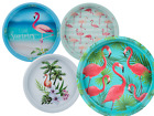 Metal Serving Tray Flamingo 4 Variations