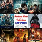 Fantacy Movie Collections (DVD & Digital HD Code - Each Sold Separately)