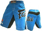Внешний вид - NEW! Fairtex All Sport Boardshorts - Blue - MMA, BJJ, UFC, Jiu Jitsu, Nogi Sz 34
