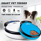 Automatic Pet Feeder Programmable Cat Dog Animal Food Bowl Timed Auto Dispenser